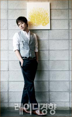 """(Interview of the Week) """"Thirty, rehearsal is over!"""" - Entertainer Lee Jee Hoon 20080716141630_3_leejh3"""
