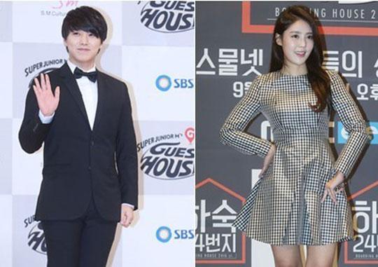 Super Junior's Sungmin to Marry Kim Sa-eun | Super Junior's Sungmin