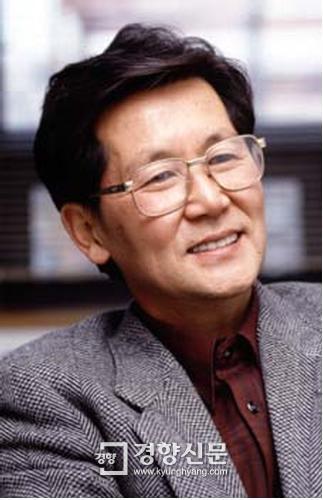 1993년 3월 경향신문과 인터뷰하는 신영복 교수 /경향신문 자료사진