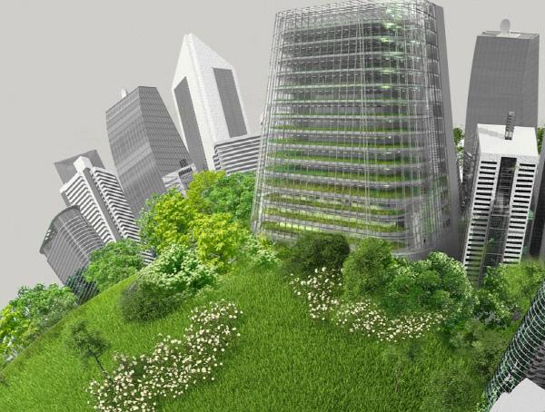 스웨덴의 도시농업 전문 기업인 플란타곤이 링코핑에 짓고 있는 농업빌딩. 이 건물이 완공되면 연간 500t의 작물을 생산하게 된다.  플란타곤 홈페이지 캡처
