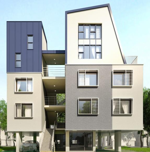 [70주년 창간기획-집의 재구성 살고 싶은 家](3) '땅 빌려' 지은 이 집, 서울 하늘 아래 월세가 9만원입니다