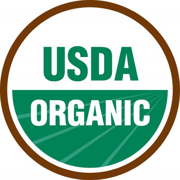 유기농제품 고를 땐 미국농무부 유기농 인증마크 확인하세요