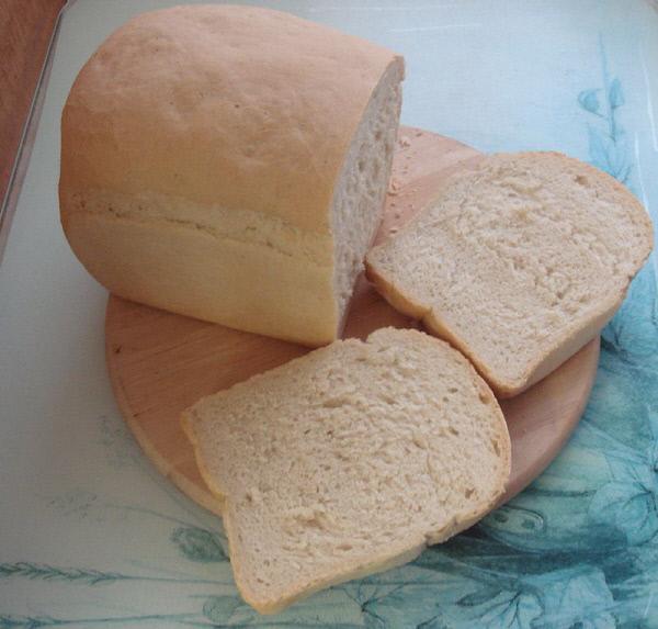 흰 식빵 /출처 위키피디아