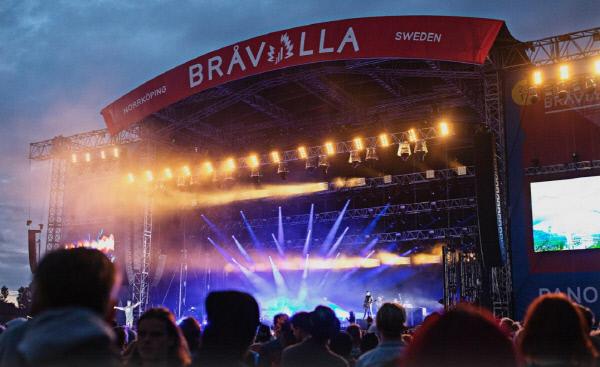 스웨덴 코미디언 엠마 니케어가 지난 1일(현지시간) 막을 내린 국내 최대 음악축제 브로발라(사진)에서 성폭행, 추행 등 성범죄가 잇따른 데 반대하는 뜻으로 내년 여름 여성들만 입장할 수 있는 록페스티벌을 만들겠다고 밝혔다. 브로발라 홈페이지