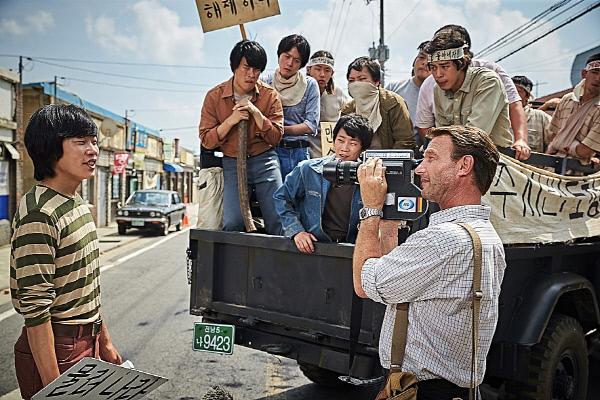 영화 <택시운전사>의 한 장면. /쇼박스 제공