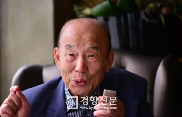 박경서 대한적십자사 신임 회장                                                                                                                                                                        /정지윤기자