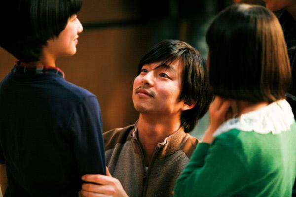 광주 인화학교 사건을 스크린에 옮긴 영화 '도가니'의 한장면