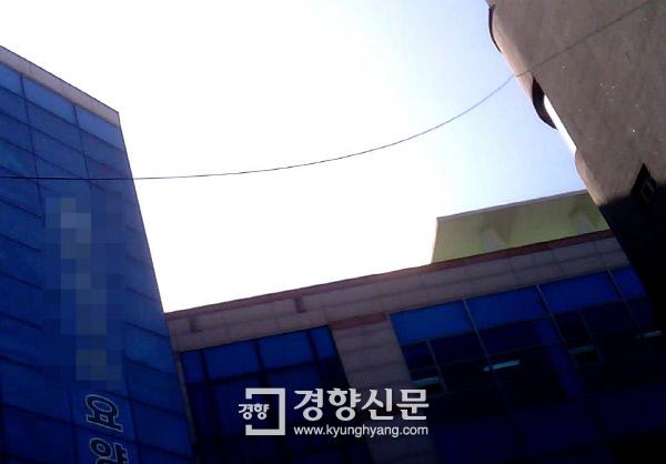 2016년 7월 행정원장과 병원장이 사무장병원 비리로 구속 기소됐던 경기 남양주의 한 요양원. 서류상 원장이 새로 바뀌었지만 '위장폐업' 논란이 일고 있다. 채용민 PD
