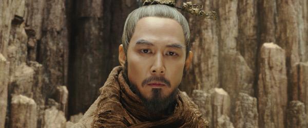 영화 <신과함께-죄와 벌>에 까메오로 출연한 이정재.사진·롯데엔터테인먼트 제공