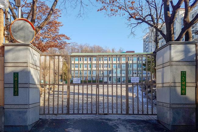 서울 은평구 은혜초등학교. 연합뉴스