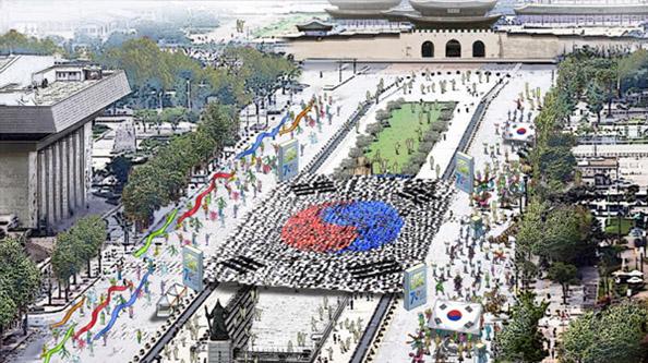 (11) '공화국'이라는 새 술을 '조선왕조'의 헌 부대에 담아왔던 대한민국