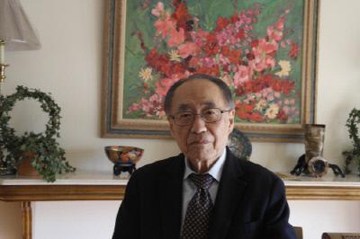 김영진 조지워싱턴대 명예교수.