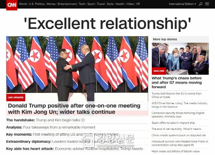 CNN 홈페이지 캡처