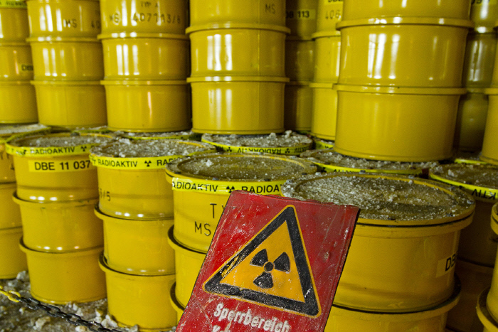 원전 해체 폐기물 관리, 아직 시스템도 없다