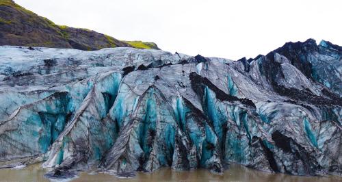 허물어진 빙하, 2018 ⓒ임의진