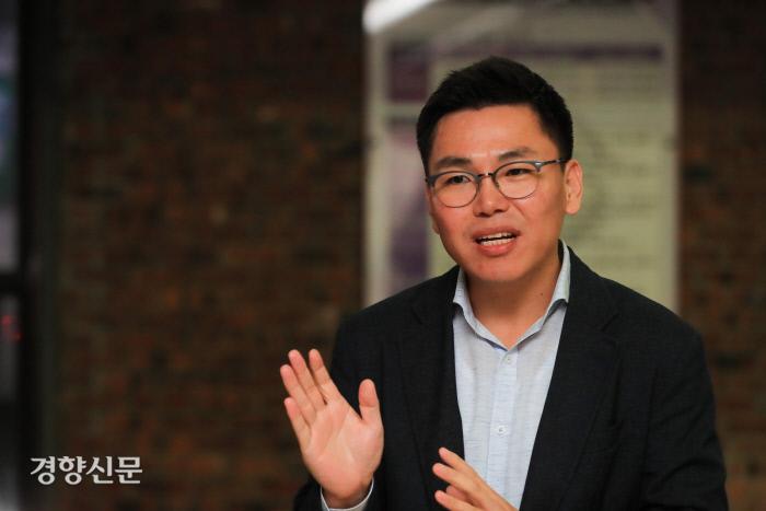 [커버스토리]탈북민 1호 통일학 박사 주승현씨