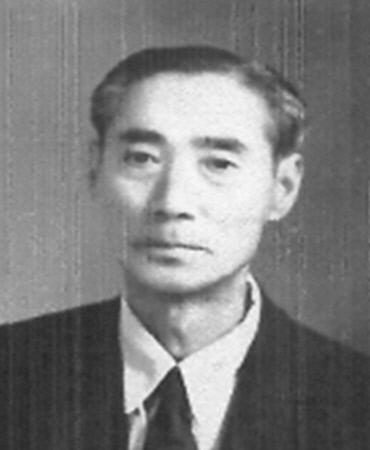김산해(金山海, 1900. 8. 29 ~ 1970. 9. 26) 애국지사. 국가보훈처 제공