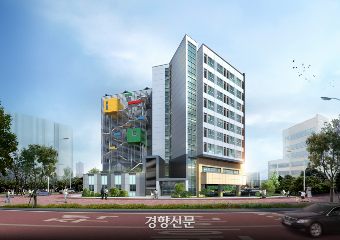 여성안심주택 조감도 / 서울시