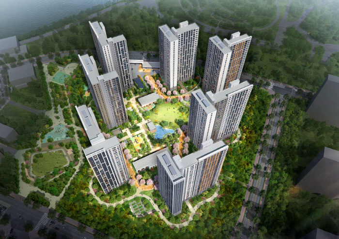 [분양 단신]  GS E & C will be the public sale apartment & # 39; Dasan New City Nature & Zai & # 39; in the B3 block Jincheon District, Dasan New Town, Gyeonggi Province, sold with the Gyeonggi Provincial Construction Company in the Gyeonggi Province.