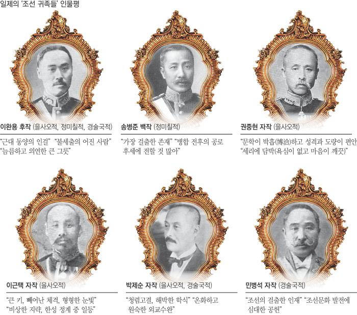 """[신년기획]다·만·세 100년,""""동양의 인걸"""" """"위대한 대기""""…일제의 극찬 기록 속에 영원히 박제된 '조선 귀족들'"""