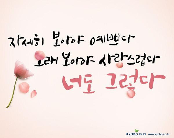 '박보검 시집' '풀꽃'의 시인 나태주가 들려주는 행복 이야기
