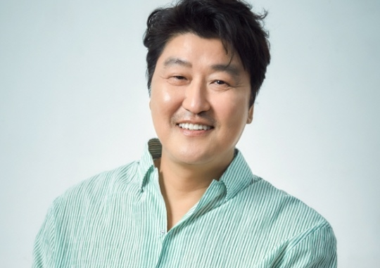 Interview] Song Kang-ho,