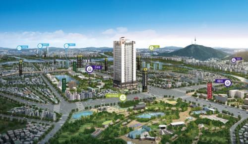 수익률 높은 오피스텔 인기, 임대수익보장제 갖춘 '빌리브 인테라스' 오피스텔 주목