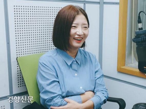 CBS <김현정의 뉴스쇼>에 출연한 이연주 변호사. CBS 제공