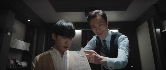 드라마 <스카이캐슬>의 한 장면. JTBC 제공