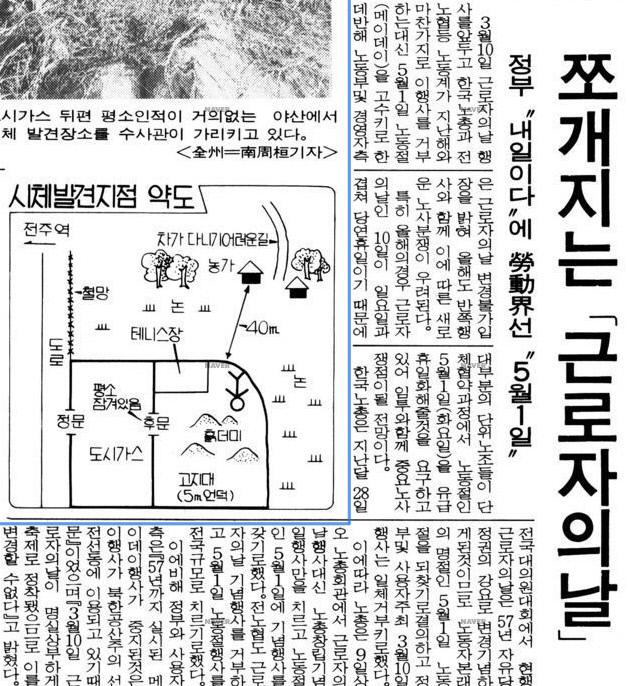 9 مارس 1991 کیونگ یانگ شینمون ، صفحه رسانه های اجتماعی
