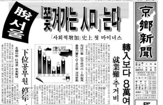 [오래 전 '이날']    12 مارس جمعیت در سئول