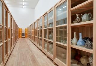 [도재기의 천년향기](1) 중앙박물관 수장고 가보니