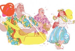 [다른 삶]느긋한 하와이에서, 더 느긋하게 지내라니…그 느긋함은 어느 정도일까