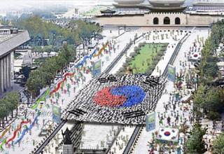 [최범의 한국 디자인 뒤집어 보기] (11) '공화국'이라는 새 술을 '조선왕조'의 헌 부대에 담아왔던 대한민국