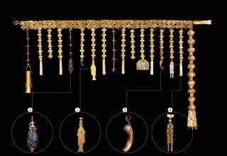 [도재기의 천년향기](5)신라의 황금유물들