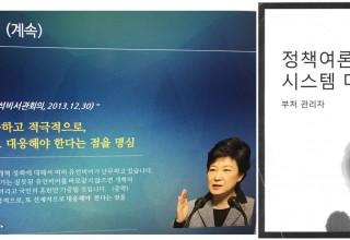 """[단독]여가부 용역 업체 """"조윤선 장관 악성글 등 두 달 만에 절반"""""""