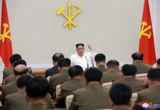 북, 노동당 중앙군사위…'병진노선·핵무력' 언급 안 해