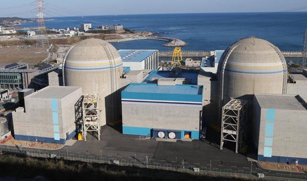 신고리 원자력발전소. | 연합뉴스