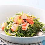 향긋한 봄 야채 샐러드