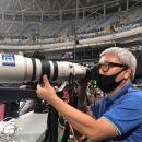 Canon EOS R5 야구장 테스트