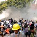 미얀마, 되풀이되는 독재와 저항