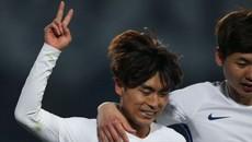신태용호, 알제리에 3-0 완승