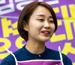 """대법원 앞에서 농성 중인 민중당 대변인 김재연 """"왜곡된 사실과 이미지를 거둬달라"""""""