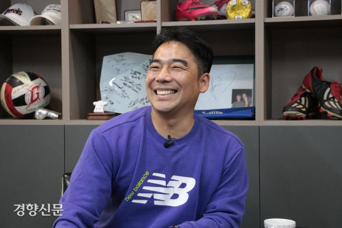 이배영 종로구청 여자역도팀 감독. 사진·동영상 청년서포터스 '젊은나래'