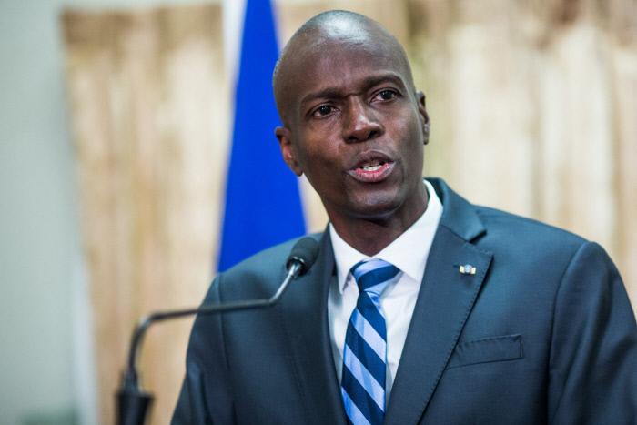 조브넬 모이즈 아이티 대통령. AFP연합뉴스